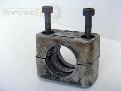 Foresttec Ersatzteile Hydraulik Rohrschelle Alu Stauff Gr 4